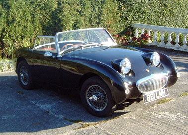 Lot 16-1959 Austin-Healey 'Frogeye' Sprite