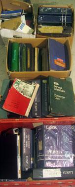 Lot 165-Huge Quantity Of Workshop Manuals