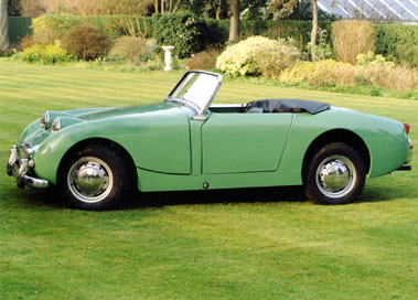 Lot 76-1961 Austin-Healey 'Frogeye' Sprite
