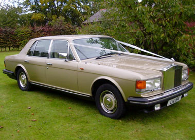Lot 12-1982 Rolls-Royce Silver Spirit