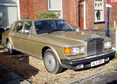 Lot 44-1984 Rolls-Royce Silver Spirit