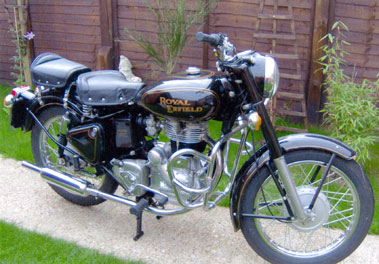Lot 2-1968 Royal Enfield Bullet Classic