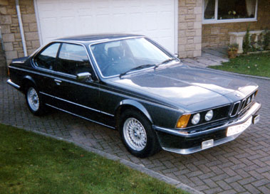 Lot 73-1982 BMW 635 CSi