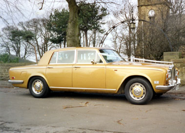Lot 66-1976 Rolls-Royce Silver Shadow