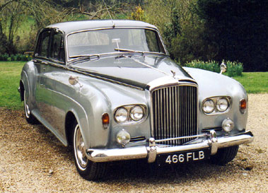 Lot 29-1963 Bentley S3 Saloon