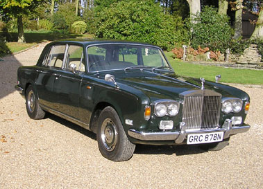 Lot 53-1974 Rolls-Royce Silver Shadow