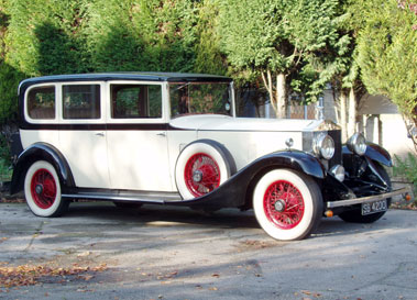 Lot 80-1933 Rolls-Royce Phantom II Limousine