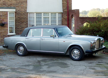 Lot 86-1980 Rolls-Royce Silver Shadow II