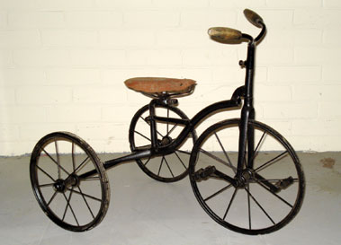 Lot 3-Childs Tricycle