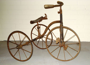 Lot 8-Childs Tricycle