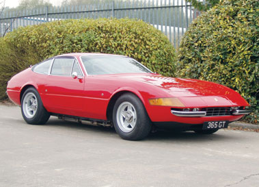 Lot 94-1973 Ferrari 365 GTB/4 Daytona