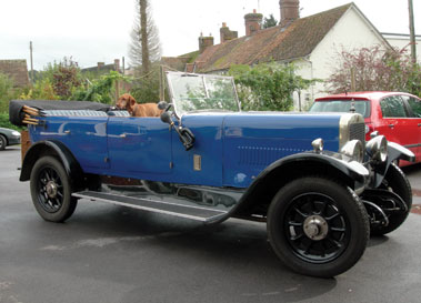 Lot 81-1927 Star Vela Tourer