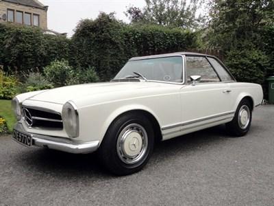 Lot 43 - 1965 Mercedes-Benz 230 SL