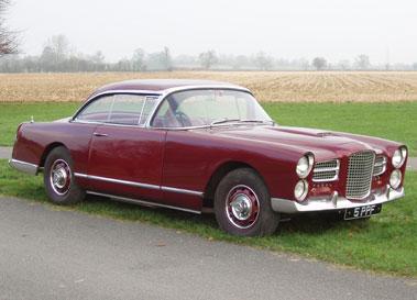 Lot 71-1960 Facel Vega HK500