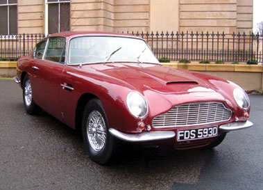 Lot 28-1966 Aston Martin DB6