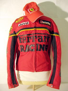 Lot 200-Assorted Ferrari Clothing