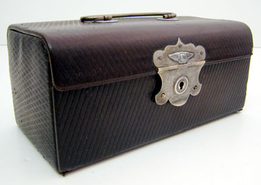 Lot 212-Bentley Badged MotoristS Travelling Case
