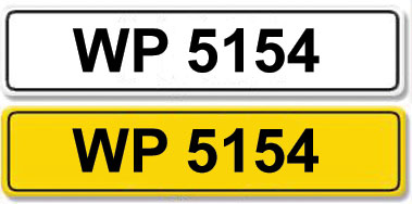 Lot 1-Registration Number WP 5154