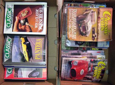 Lot 105-Quantity Of Unbound Magazines