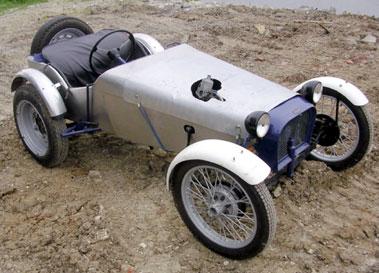 Lot 8-1953 Cannon Trials Car