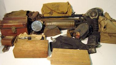 Lot 224-Assorted Memorabilia