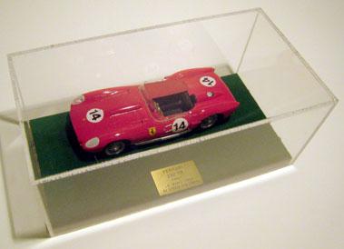 Lot 227-Ferrari 250 Tr 1:20 Scale Model