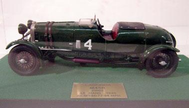 Lot 230-Lagonda M45r 1:20 Scale Model