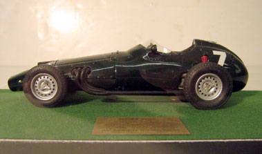 Lot 233-Brm P25 1:20 Scale Model