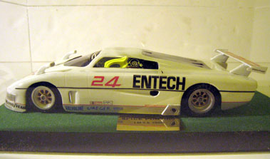 Lot 239-Imsa Spice Pontiac 1:20 Scale Model