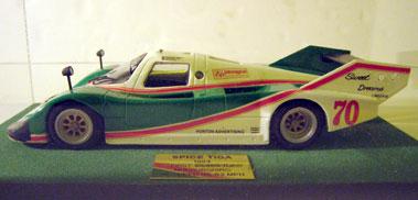Lot 243-Spice Tiga 1:20 Scale Model