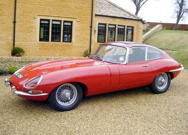 Lot 19-1962 Jaguar E-Type 3.8 Coupe