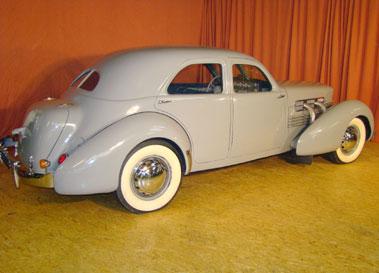Lot 48-1937 Cord 812 Beverly Sedan