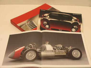 Lot 112-Assorted Alfa Romeo Literature