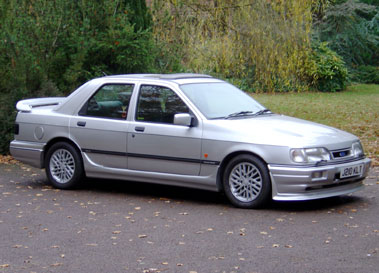 Lot 13-1991 Ford Sierra Sapphire RS Cosworth