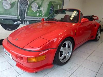 Lot 40 - 1986 Porsche 911 Turbo