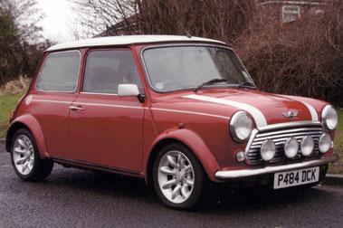 Lot 68-1997 Rover Mini Cooper