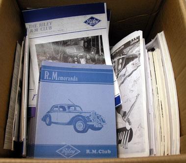Lot 118-Huge Quantity Of Motoring Sales Brochures