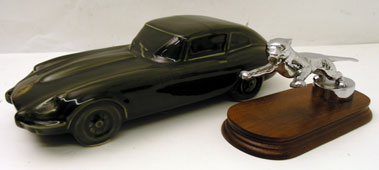 Lot 218-Jaguar Ephemera