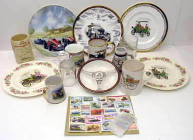 Lot 204-Assorted Collectables