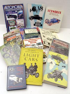 Lot 133-Assorted Literature