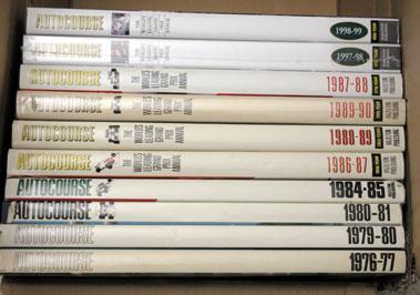 Lot 138-Assorted Autocourse Annuals