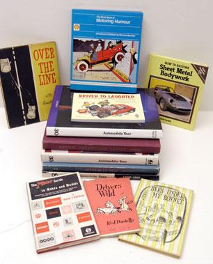 Lot 139-Assorted Literature