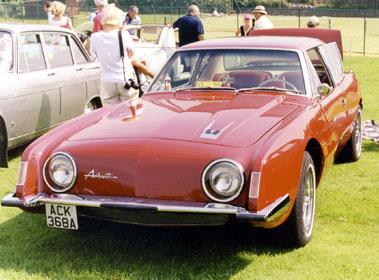 Lot 20-1963 Studebaker Avanti