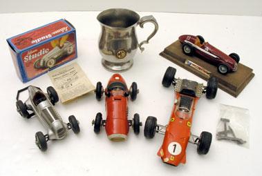 Lot 210-Assorted Automobilia