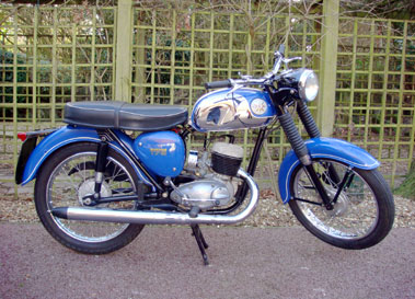 Lot 1-1971 BSA Bantam