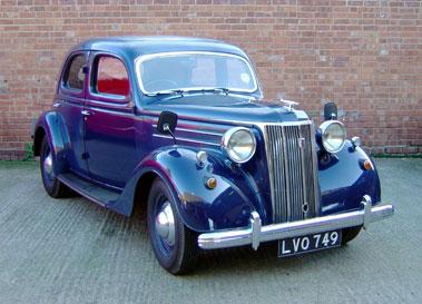 Lot 30-1951 Ford V8 Pilot