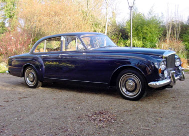 Lot 67-1963 Bentley S3 Continental Flying Spur