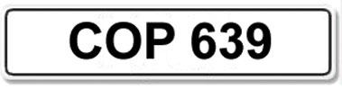 Lot 7-Registration Number COP 639