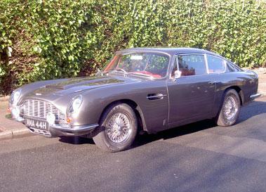 Lot 70-1969 Aston Martin DB6