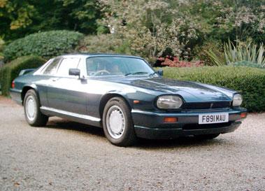 Lot 36-1989 Jaguar XJR-S 5.3